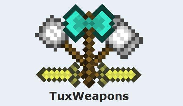 Tux Weapons Mod
