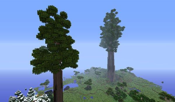 Natura Mod for Minecraft 1.7.2 and 1.6.4