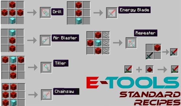 E-Tools Mod
