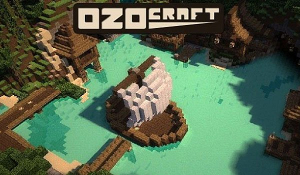 OzoCraft Texture Pack