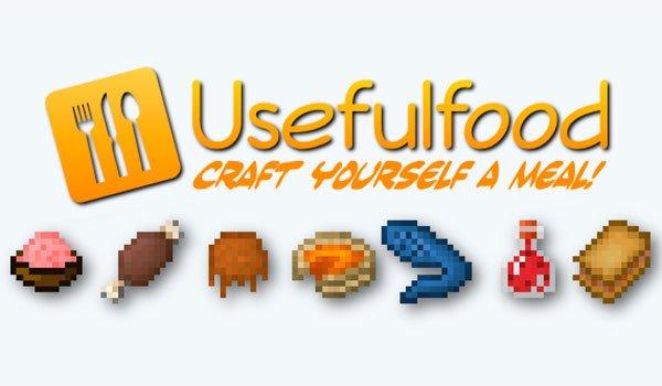 UsefulFood Mod