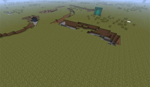 Mining World Mod