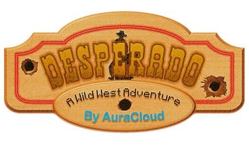 Desperado Wild West Adventure Map