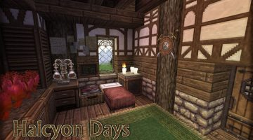 Halcyon Days Texture Pack