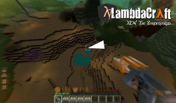 LambdaCraft Mod