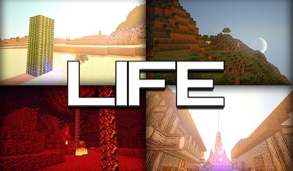 Life HD Texture Pack