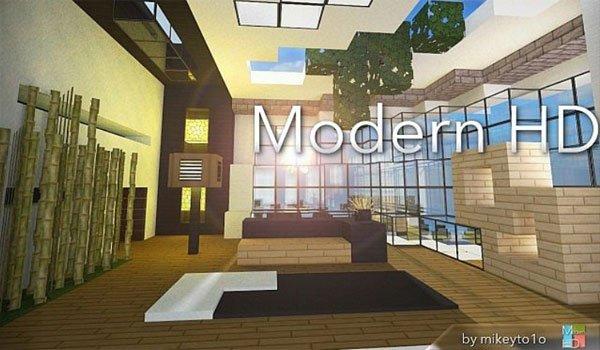 Modern HD Texture Pack
