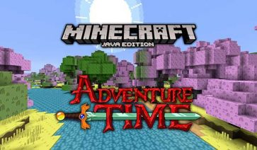 Adventure Time Texture Pack