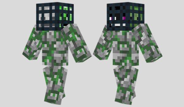 Mob Spawner Skin For Minecraft MineCraftings - Mob skins fur minecraft