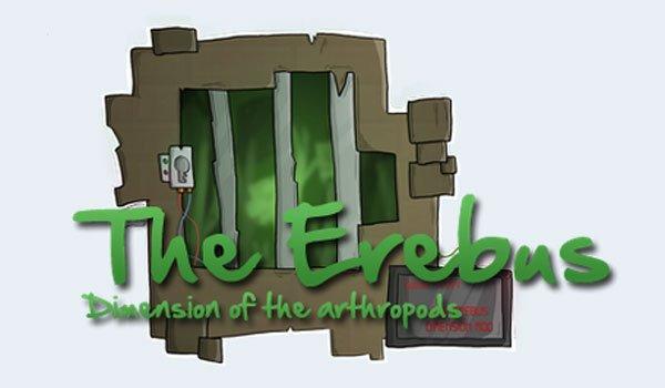 The Erebus Dimension of the Arthropods Mod