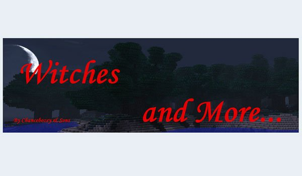 Witches and More Mod