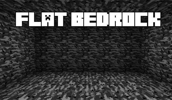 Flat Bedrock Mod
