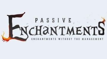 Passive Enchantments Mod