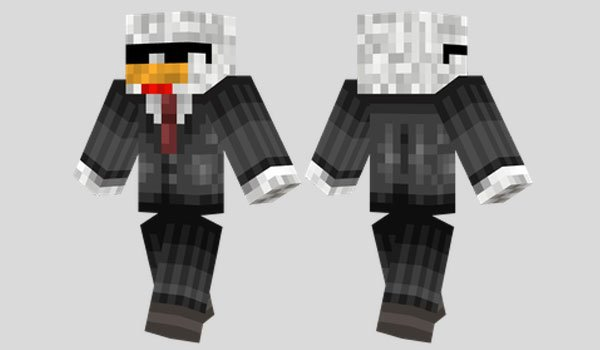 Chicken Minecraft Skin Minecraft Chicken Suit Skin