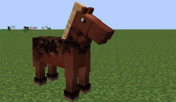 Better Horses Mod