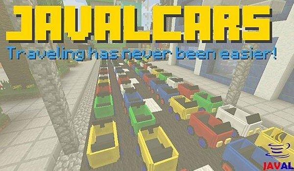 JavalCars Mod