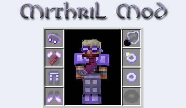 Mythril Mod