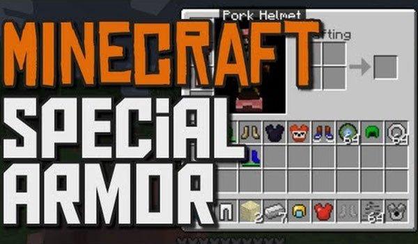 Special Armor Mod
