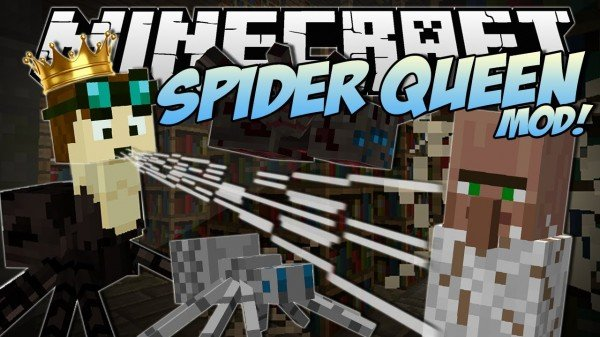 Spider Queen Mod