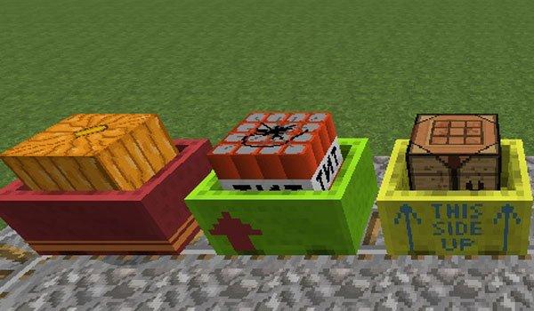 Cart Livery Mod