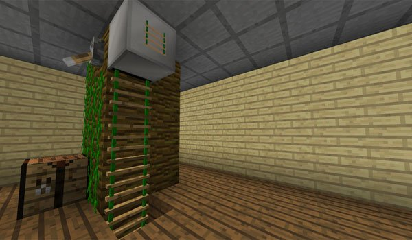 Luppii's Ladders Mod