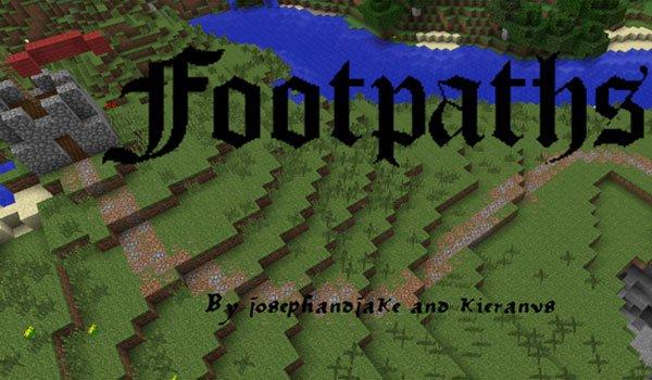 Footpaths Mod