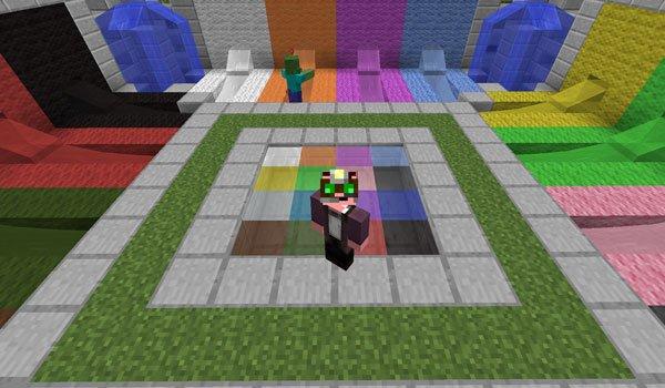Rainbow Liquids Mod