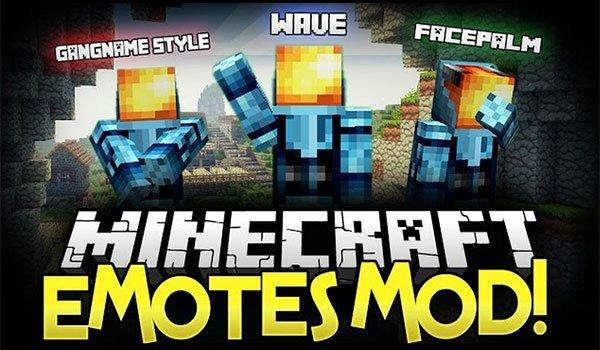 Emotes Mod