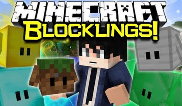 The Blocklings Mod