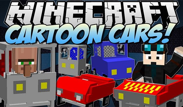 Cars And Drives Mod For Minecraft 1 7 10 2