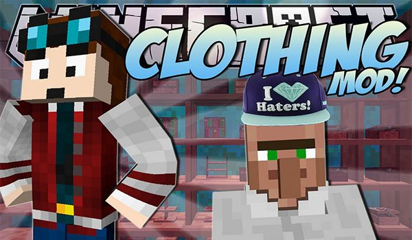 ClothingCraft Mod