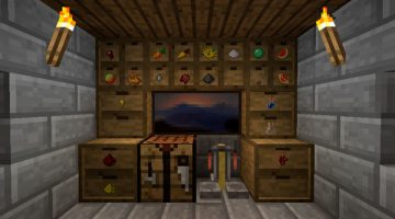 Storage Drawers Mod