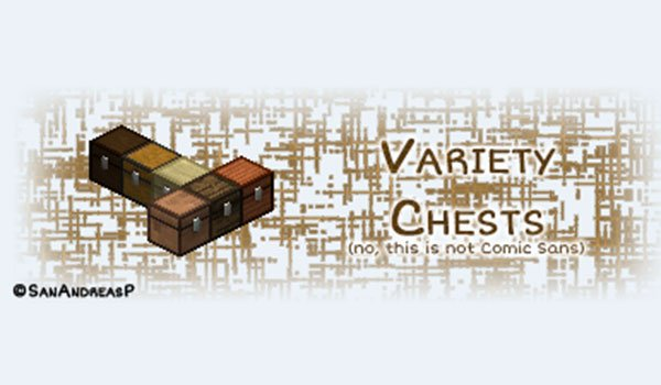 Variety Chests Mod