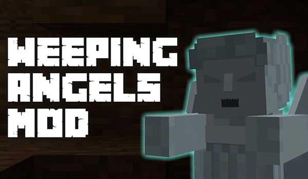 Weeping Angels Mod
