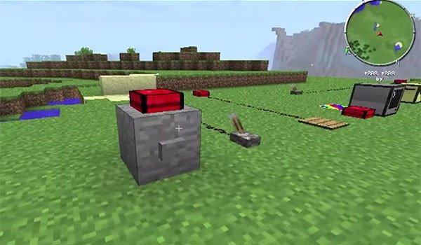 Alarmcraft Mod