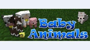 Baby Animals Mod