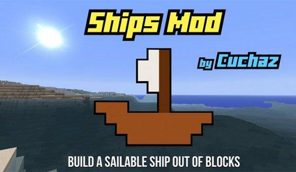 Ships Mod