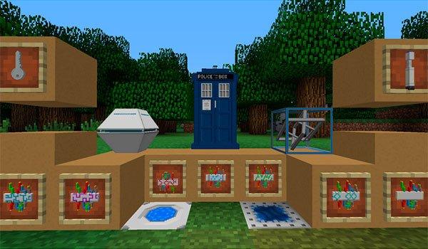 TARDIS Mod