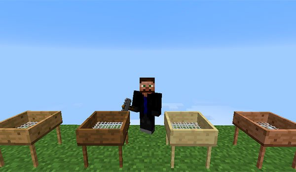 image we see some objects that adds ex nihilo mod 1.7.2 and 1.7.10.
