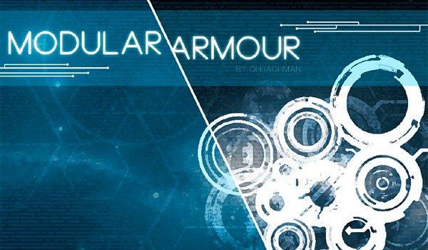 Modular Armour Mod