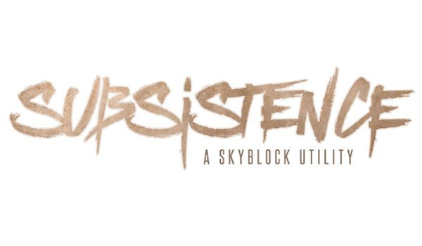 Subsistence Mod