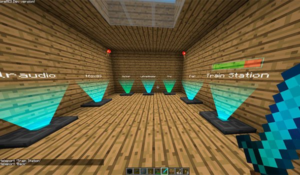 XPTeleporters Mod
