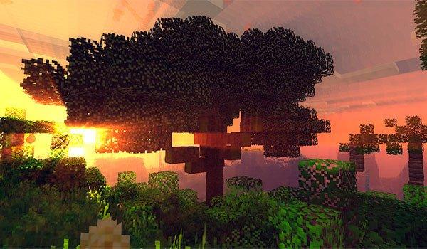 Ancient Trees Mod