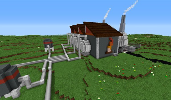image we see one of the outstanding buildings of crack in the world map 1.8.