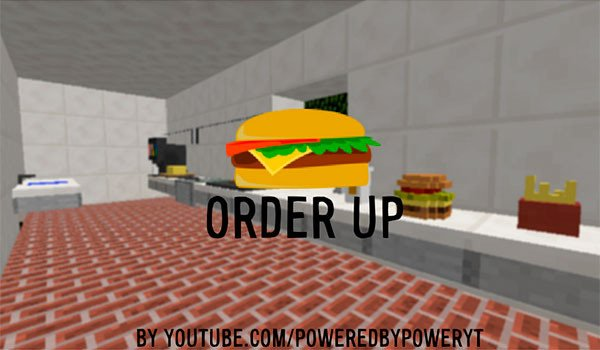 Order Up Map