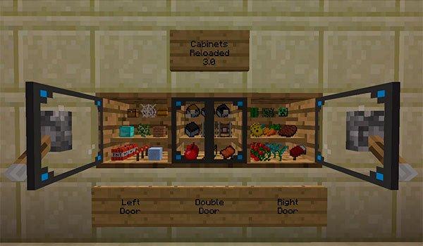 Cabinets Mod