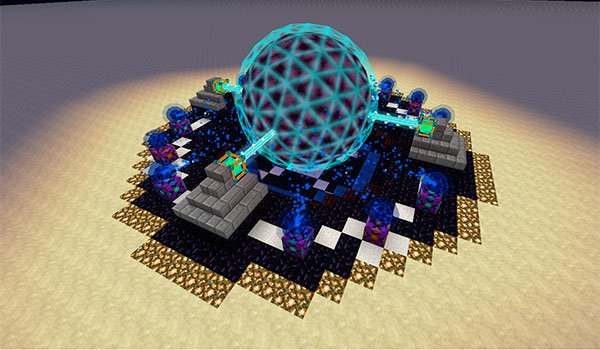image where we can see is a power generator in the draconic evolution mod 1.12.2.