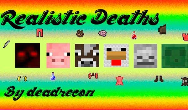 Realistic Death Mod