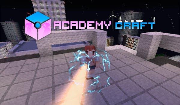 AcademyCraft Mod