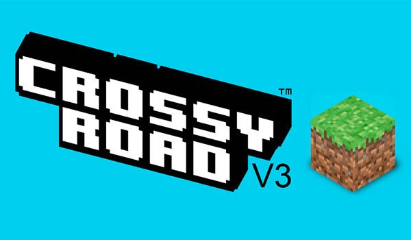 Crossy Road Map